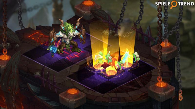 Kobold im RPG Spiel CoE