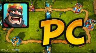 Spiele wie Clash Royale für den PC