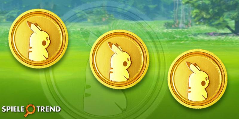 PokéCoins Münzen