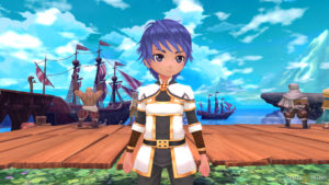 Cooles Anime-MMORPG