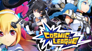 Cosmic League Game auf Deutsch