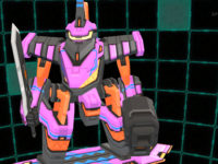 Roboter in Cosmic League