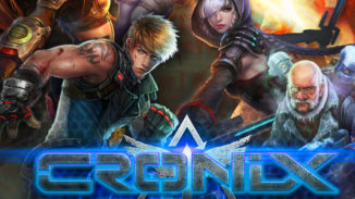 CroNix, das neue Free 2 Play MOBA-Spiel