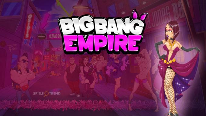 CSD in Big Bang Empire BBE 2016