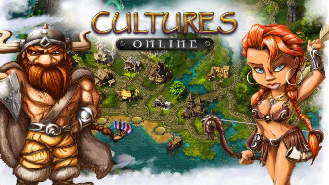 Cultures Online Aufbauspiele