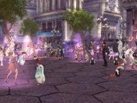 Kleine Tanzparty in EoS