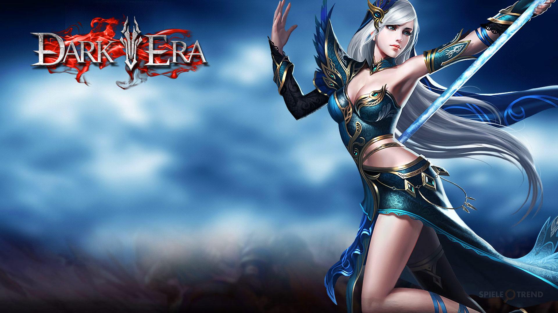 Dark Era - Gratis Browser-MMORPG auf Deutsch