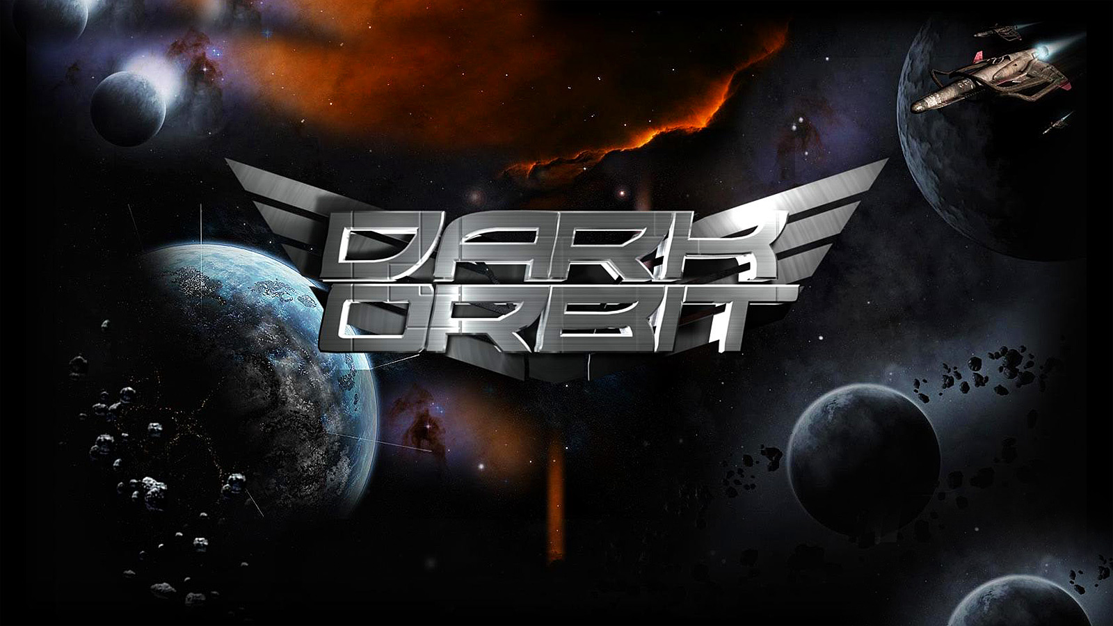 DarkOrbit, Weltraum im Browsergame erkunden