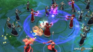Dark War kostenloses MMORPG