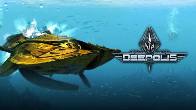 Deepolis, Uboot-Game in Echtzeit