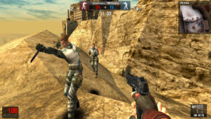 Deutsches MMO Shooter Action Game spielen