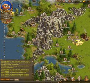 Die Siedler Online Browsergame