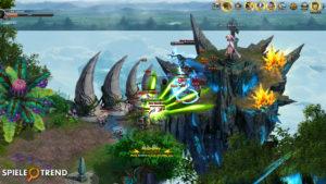 Gameplay DivineStorm