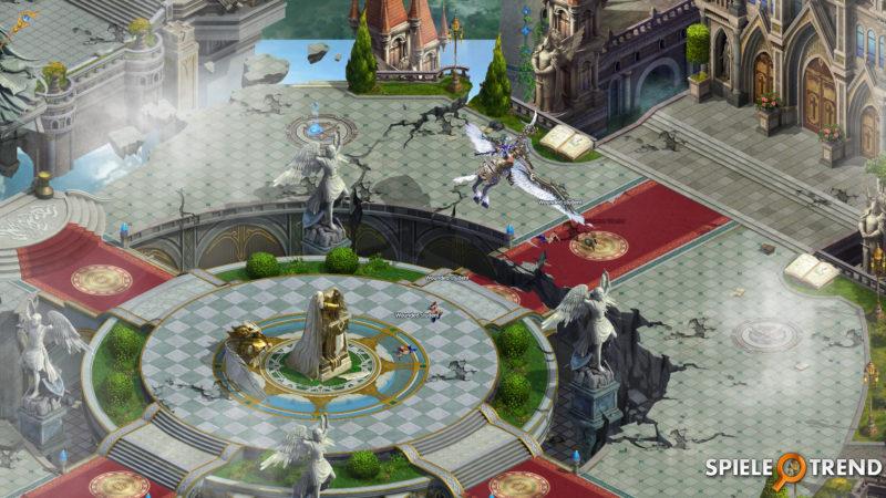 Divine Storm Fantasy Spiel