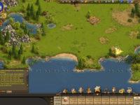 Siedeln und wuseln im Dorfaufbau-Strategiespiel
