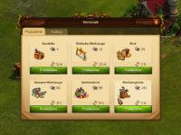 Dorf Browsergames im Internet spielen