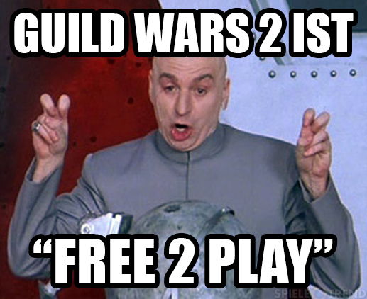 Guild Wars 2 Free2Play