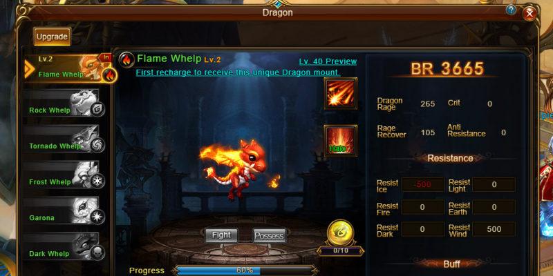 Drachen Onlinespiel
