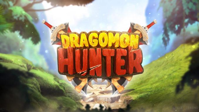 Dragomon Hunter Anime Game auf Deutsch