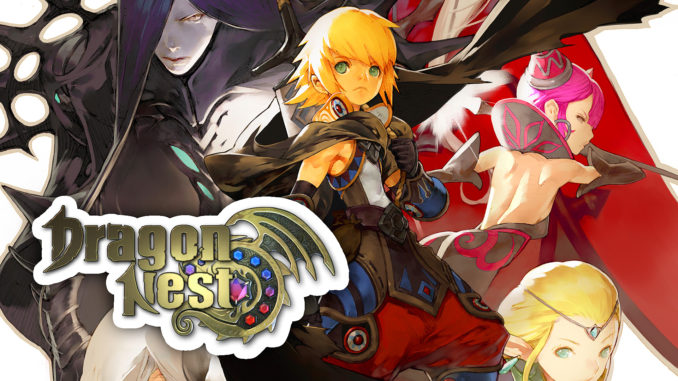 Dragon Nest, das schnelle Action-RPG