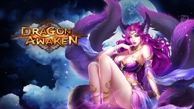 Dragon Awaken Browserspiel 2017/2018