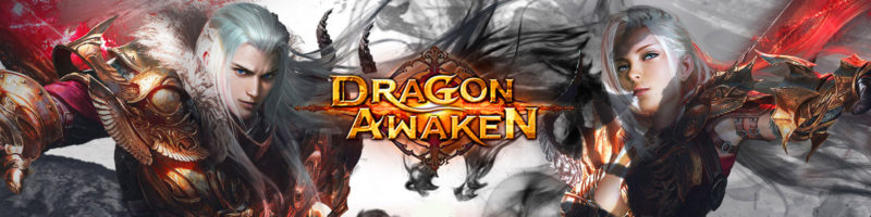 Dragon Awaken MMO