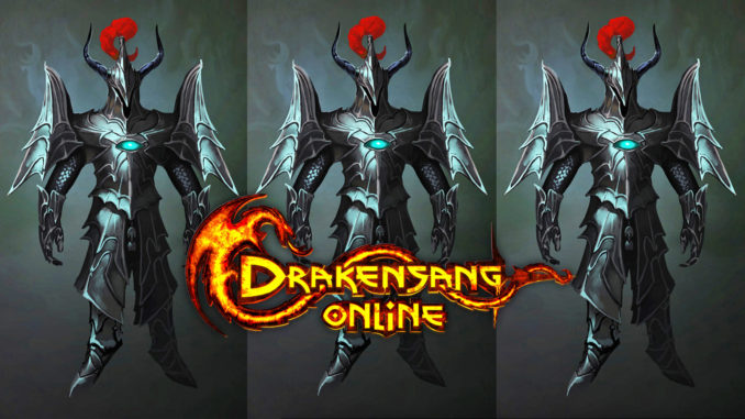 Drakensang Online Finsterset auf Lvl 50