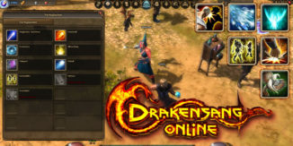 Neue Skills im Drakensang Online Hack and Slay Browserspiel