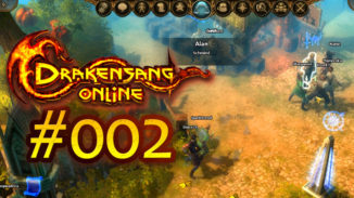 Let's Play Drakensang Online #002