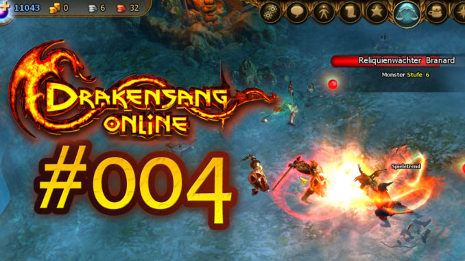 Let's Play Drakensang Online #004