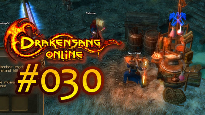 Let's Play Drakensang Online #030