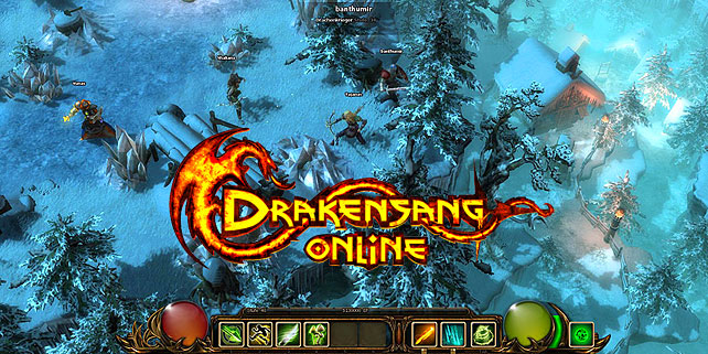Großes Addon für Drakensang Online