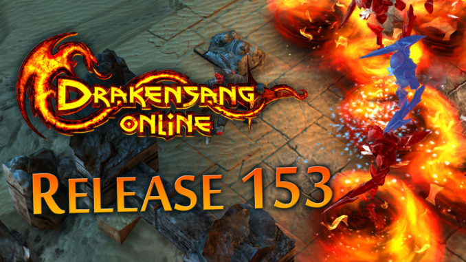 Drakensang Online veröffentlicht R153