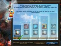 Drakensang Online: Täglicher Login-Bonus
