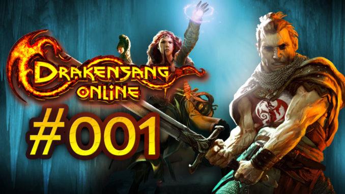 Let's Play Drakensang Online #001