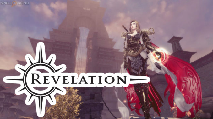Dritte Closed Beta in Revelation Online (CBT3)