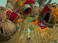 Baumhaus im Dschungel von Drakensang Online