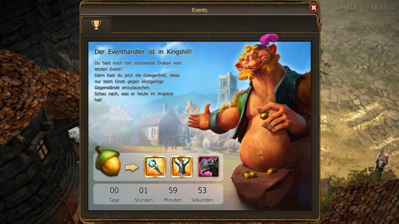 Drakensang Online: Neues Finsterset Level 50 – Spieletrend