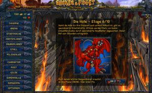 Die Hölle: Dungeon 12 Etage 6, der Peitscher