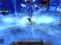 Alptraum-Dungeon: Eisige Höhle