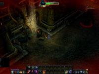 Dungeons vom MMORPG Spiel (Deutsch)