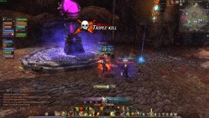 Echo of Soul PvP Gameplay (Triple Kill)