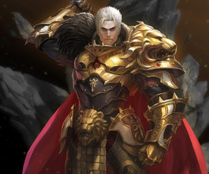 Echo of Soul Klasse (Warrior)