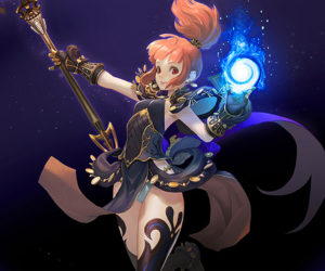Echo of Soul Klasse (Sorceress)
