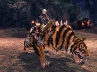 Tigerreittier in Echo of Soul