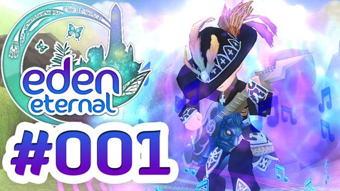 Let's Play Eden Eternal #001