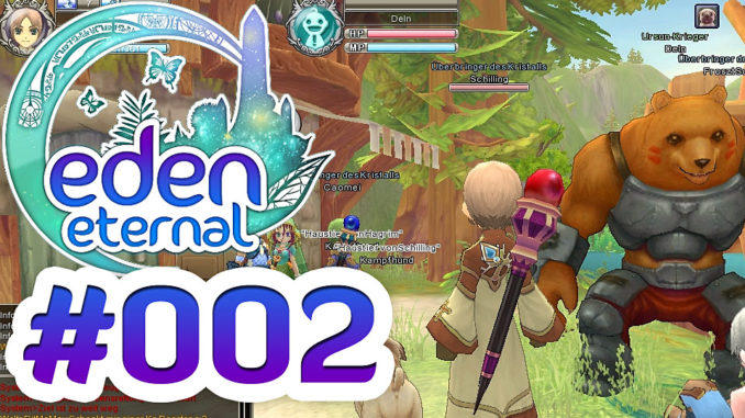 Let's Play Eden Eternal #002