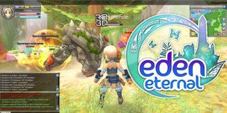 Eden Eternal startet in die offene Beta-Phase
