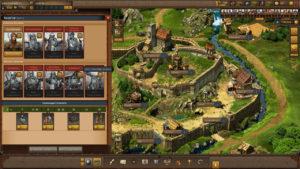 Die verschiedenen Einheiten im Browsergame Tribal Wars 2