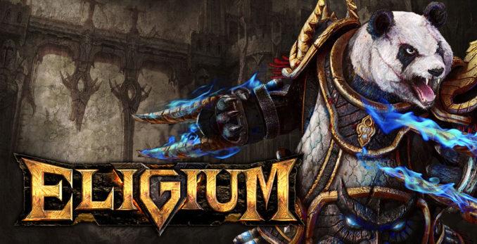 Eligium MMORPG: Offene Betaphase des Free2Play MMORPGs